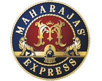 Maharaja's Express Train Logo