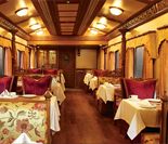 The Sourthen Splendour luxury train